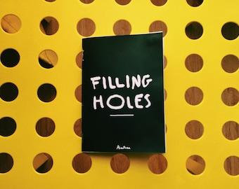 Filling Holes zine