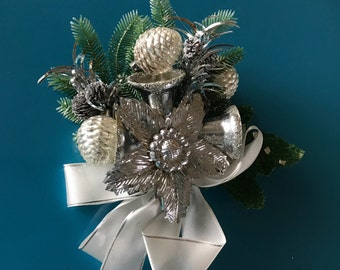 1950's Vintage Old Hollywood Glam Corsage