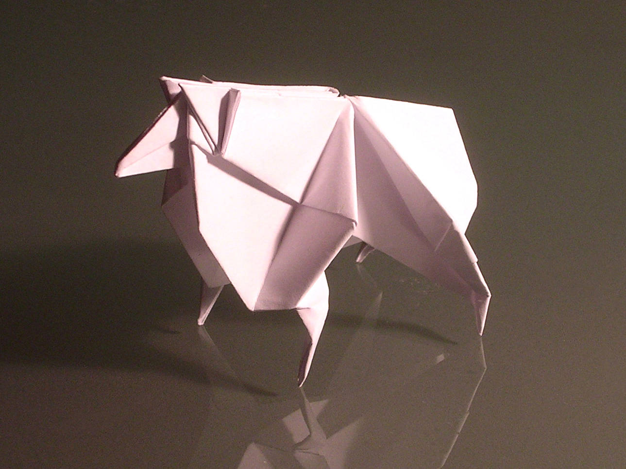 Blade Runner 2049 - Origami Sheep Prop  Ebay-4863
