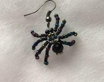 SpiderWeb Custom Earring