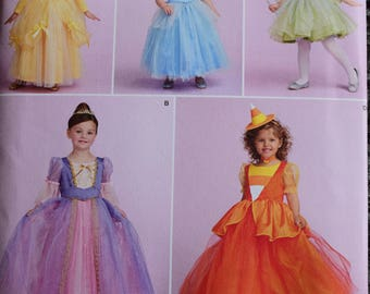 Simplicity 1303 BB  Sizes 3-6 by Drake & Ferris Toddler and Child's Costumes (uncut)