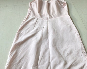 New Old Stock Pale Pink Slip