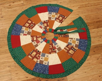 A little country tree skirt