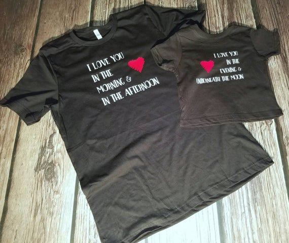 Mother Son Shirts Mother Daughter Shirts Father Son Shirts