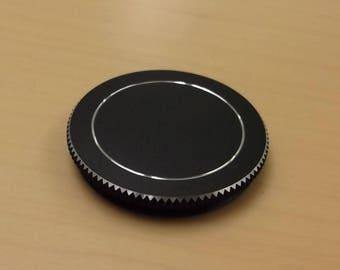 Anodized Aluminum Lens Cap for Rollei 35 f2.8 Aperture Camera
