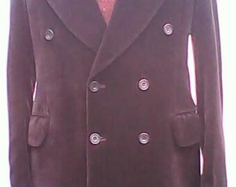 Velvet Jacket By Take 6 Of Carnaby Street.
