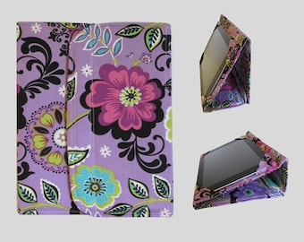 Galaxy Tab S2 Case, Fire HD 10 Case, Nexus 9 Case, Kindle Fire HDX 8.9 Case, Samsung Galaxy Tab 10.1, Nexus 10 Case Purple Passion