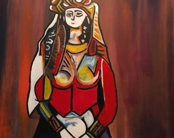 The Woman of Algiers