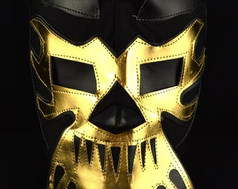 EPHESTO Adult Mask Mexican Wrestling Mask Lucha Libre Luchador Costume Wrestler