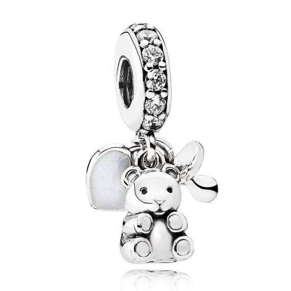Pandora Women Silver Bead Charm - 792100CZ py2Zky3ulT