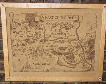 The Shire Cork Board
