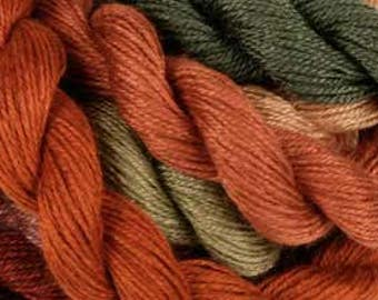 20% OFF SALE Caron Impressions Silk Wool Threads Solid Colors