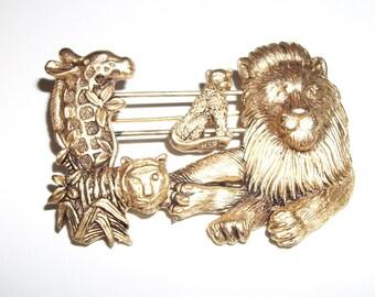 vintage Safari slider pin