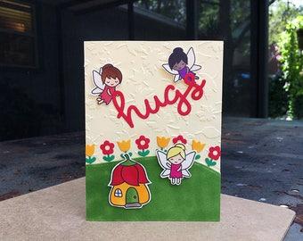 Card Fairies Hugs