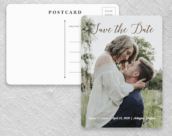 Someone Like You - Wedding Postcard - Save-the-Date