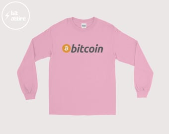 Cute Bitcoin Clothing Crypto Gift for her ladies