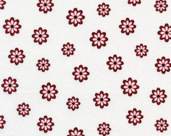 SALE - Paparazzi - white red daisies from Red Rooster