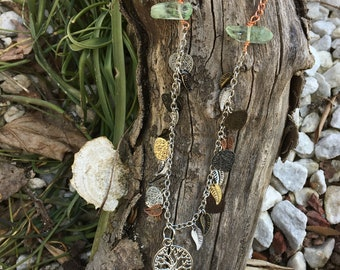 Faerie Magick Tree of Life Necklace - Woodland Fairy - Tree Magick - Witchcraft - Pagan - Tribal - Druid - Fae - Forest Witch - Woods Witch