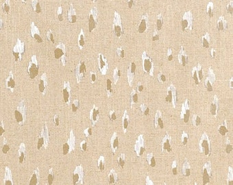 SALE!!!!, Asher Chalk  Lacefield Fabric, Fabric By The Yard