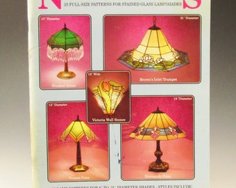 Stained Glass Vintage Pattern Book - Northern Shades