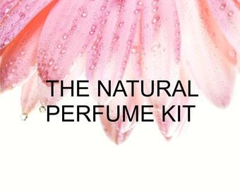 The Natural Perfume Kit