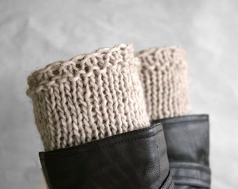 Boot cuff, Womens boot cuffs, Knit boot cuff, Boot liners, Womens boot cuffs, Knit boot toppers, Knitted boot cuff , Woman boot sock cuff