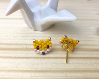 The little foxes ear studs