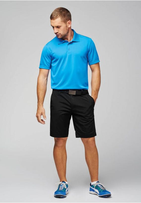Shorts for men in different colors.