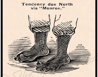 Civil War print - Slavery, Emancipation - Fort Monroe