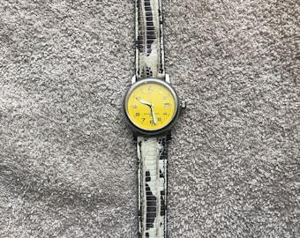 Unique Swiss Custom Timepiece