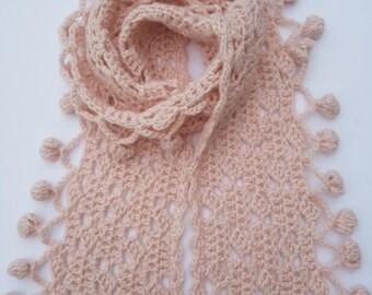 Feeling Good Scarf Intermediate Crochet Pattern