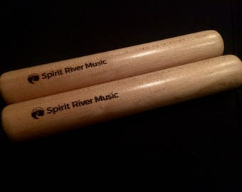 Claves - Hard Maple