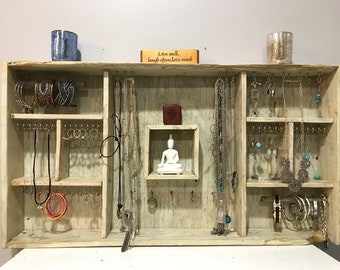 Jewelry Display And Organizer