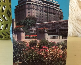 Sheraton Brock Hotel Postcard