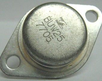 Power transistor BUW25