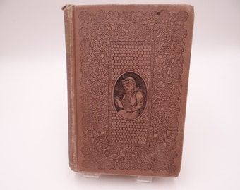 Vintage 1900 Hardcover Illustrated Book Esther: A Book for Girls by Rosa Carey