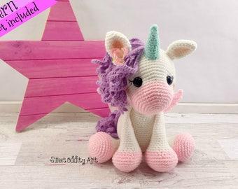 pegasus crochet pattern, pegasus pattern, crochet pattern, pegasus tutorial