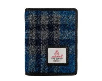 Harris Tweed Slim Wallet