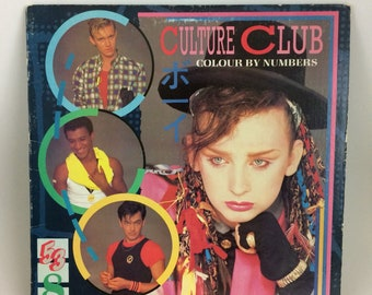 Vintage Culture Club 'Colour By Numbers' (1973)