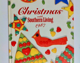 Southern Living - Christmas Recipes & More - 1987