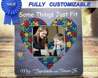 Autism Awareness, Autism Teacher, Autism Teacher Gift,Teacher Appreciation Gift, Autism Teacher Appreciation Gift,Special Needs Teacher Gift