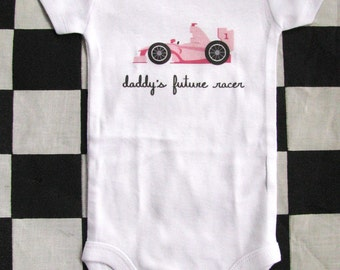 Cute Baby bodysuit, Unique baby clothes, Baby Bodysuit, Baby one piece, Race Car, Race Car baby shower, Racing, Formula 1, F1, Racecar