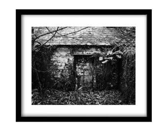 irish photography, irish landscape, Abandoned house, black and white photography, black and white photos, black and white irish landscape