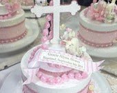 Baptism Cake Topper, Keep...