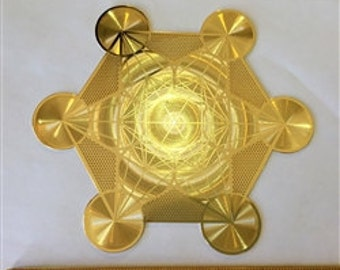 Metatron's Cube Icon YA-652