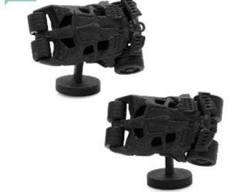 3D Batman Dark Knight Tumbler Cufflinks