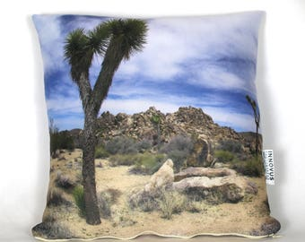 Talking Joshua Trees Pillow