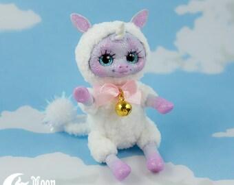 Einhorn Lamm   Spielzeug   Sweet Lolita Mode   Kawaii Schafe   Plüsch