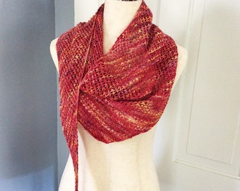 Spacedust Scarf/Shawl