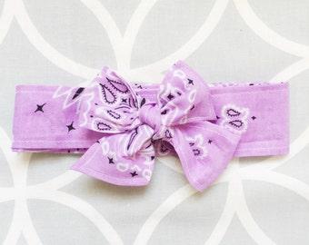 Bowdana Wrap (Lovely Lavender)